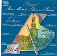 Rarities of Piano Music at the Husum Festival 2006
